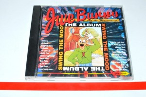 Jive Bunny And The Mastermixers - The Album / Swing The Mood CD Używ.