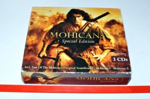 The Last Of The Mohicans 3xCD Special Edition CD Used