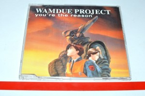 Wamdue Project - You're The Reason Maxi CD Używ.