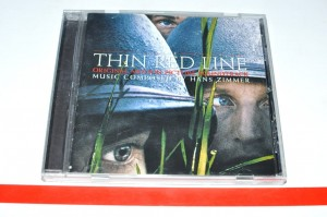 Hans Zimmer - The Thin Red Line (Original Motion Picture Soundtrack) CD Album Used