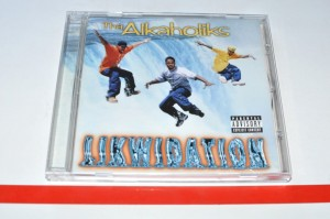 Tha Alkaholiks - Likwidation CD Used