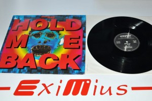 "WestBam - Hold Me Back 12"" LP Używ."