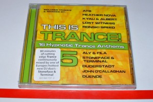 Stoneface & Terminal - This Is Trance! 5 CD Nowa