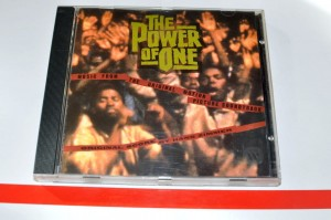 Hans Zimmer - The Power Of One (Original Motion Picture Soundtrack) CD Album Używ.