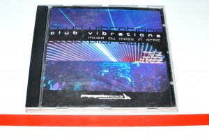 Mass In Orbit - Club Vibrations CD Used