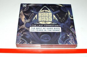 Hard Bass 2019 - The Best Of Hard Bass (10 Years In The Dome) 4xCD New