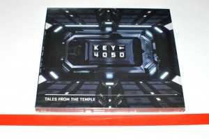 Key4050 - Bryan Kearney, John O'Callaghan - Tales From The Temple  2xCD Nowa