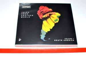 Myon - Tales From Another World Vol. 1 - South America 2xCD Nowa