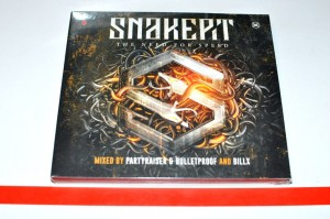 Partyraiser & Bulletproof And Billx - Snakepit (The Need For Speed) 2xCD Nowa