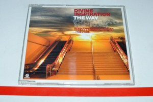 Divine Inspiration - The Way (Put Your Hand In My Hand) Maxi CD Używ.