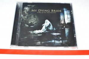 My Dying Bride - A Map Of All Our Failures CD Album Used
