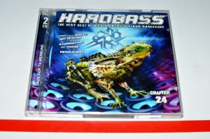 Art Of Punk vs. Illuminatorz And Coone vs. Psyko Punkz - Hardbass Chapter 24 2xCD Used