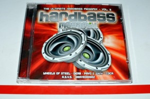 Hardbass Megamix Vol. 3 CD Used
