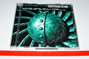 Hardstyle Sessions 3 2xCD Used