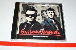 Fun Lovin' Criminals - Welcome To Poppy's CD Album Used