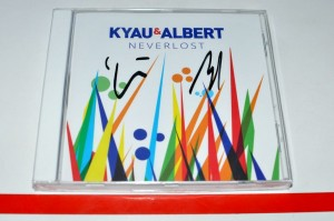Kyau & Albert - Neverlost CD Album Nowa Autograf