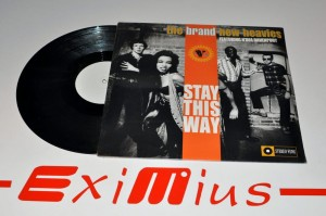 The Brand New Heavies Featuring N'Dea Davenport – Stay This Way 12'' LP New