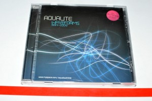 Aqualite - Waveforms 1994-2009 CD Album Used