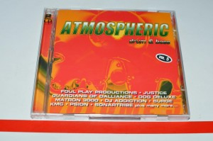 Atmospheric Drum & Bass Vol. 5 2xCD Used