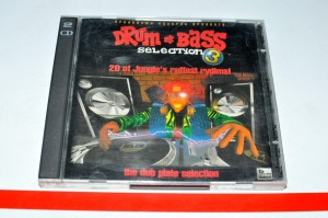 Drum & Bass Selection 3 (The Dub Plate Selection) 2xCD Używ.