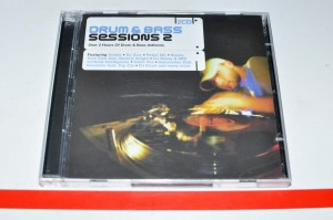 Drum & Bass Sessions 2 2xCD Used
