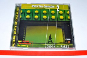 Drum 'n' Bass Connection 2 CD Used