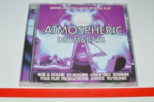 Foul Play - The Best Of Atmospheric Drum & Bass CD Używ.