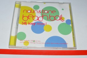 Nalin & Kane - Beachball (DJ Icey Mixes) Maxi CD Używ.