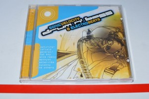 Sonic Velocity - Drum N' Bass & Electrobeats CD Used