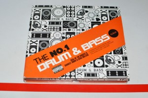 The No.1 Drum & Bass Album 3xCD Used