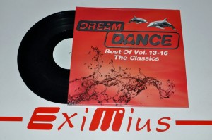 Dream Dance Best Of Vol. 13-16 - The Classics 2x12'' LP Nowa