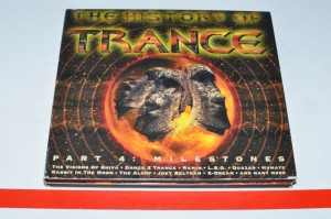 The History Of Trance Part 4: Milestones 2xCD Używ.