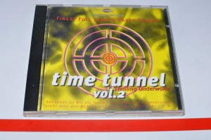 Time Tunnel - Thrilling Underworld Vol. 2 CD Used