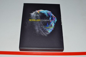 Schiller - Symphonia  (LIMITED SUPER DELUXE EDITION) BluRay + DVD +2xCD Używ.