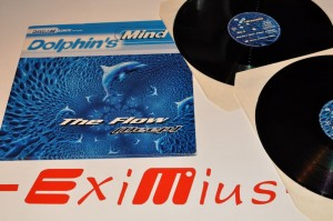"Dolphin's Mind - The Flow (Deep) 2x12"" LP Używ."