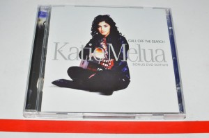 Katie Melua - Call Off The Search CD + DVD Album Used