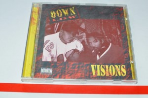 Down Low - Visions CD Album Used