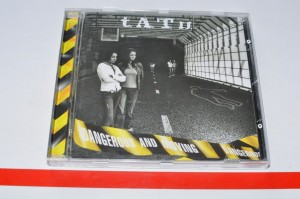 t.A.T.u. - Dangerous And Moving CD Używ.