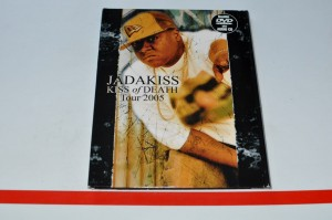 Jadakiss - Kiss Of Death - Tour 2005 2xDVD + CD Used