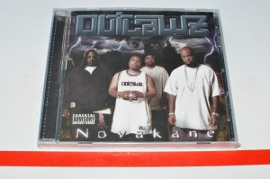 Outlawz - Novakane CD Album New