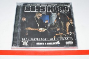Slim Thug Presents Boss Hogg Outlawz - Serve & Collect II - Back By Blockular Demand CD Album New