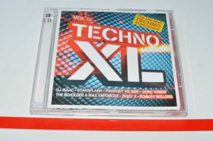 Techno XL Vol. 01 2xCD Used