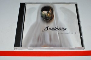 Anathema - Alternative 4 CD Album Używ.