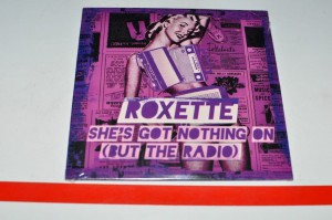 Roxette - She's Got Nothing On (But The Radio) Maxi CD Nowa