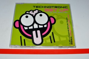 Technotronic - Get Up! (The '98 Sequel) Maxi CD Używ.