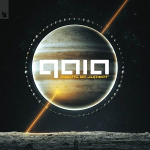 Gaia - Moons Of Jupiter CD Nowa