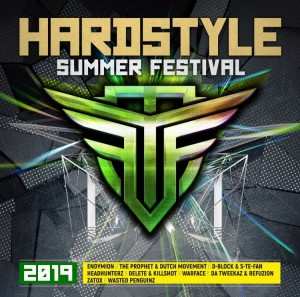 Hardstyle Summer Festival 2019 2xCD New