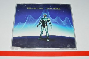 Mellow Trax – Outa Space MAXI-CD Używ.