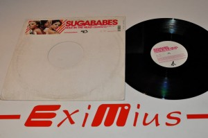 "Sugababes - Hole In The Head 12"" LP Używ."