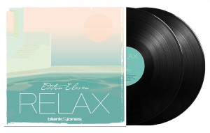 "Blank & Jones ‎– Relax 11 (Edition Eleven) LP 2x12"" AUTOGRAF Nowa"